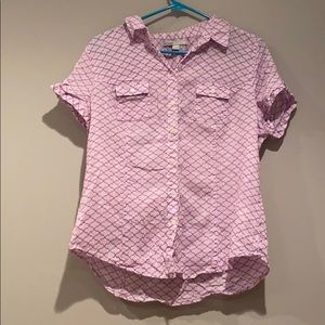 Old Navy Button Down Top
